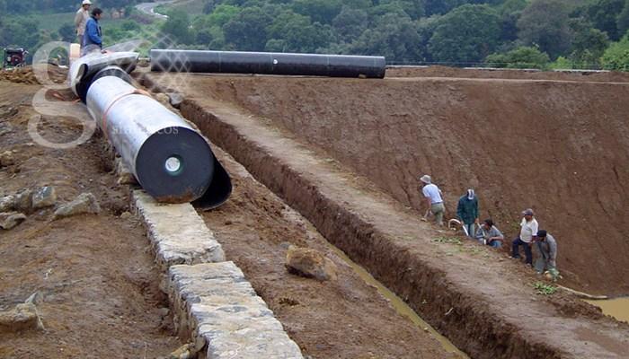 Geosinteticos México - Embalses