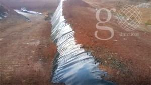 Olla de agua de 4000 m2 en Puebla