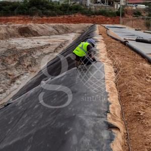 Instalación de #Polipropileno en Oaxaca.