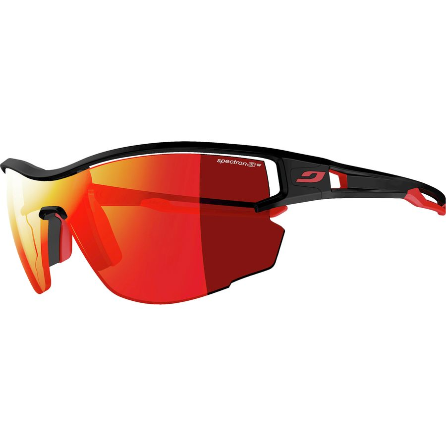 Okuliare JULBO Aero spectron 3CF black/red   E-shop   Geosport.sk - všetko pre milovníkov outdoor športov a skialpu