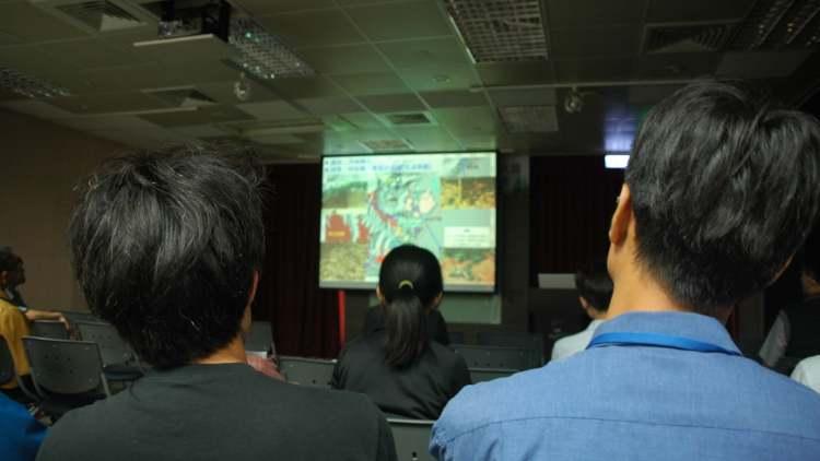 表面研究一點也不「表面」-TGA《地形學與地質景觀》實地報導