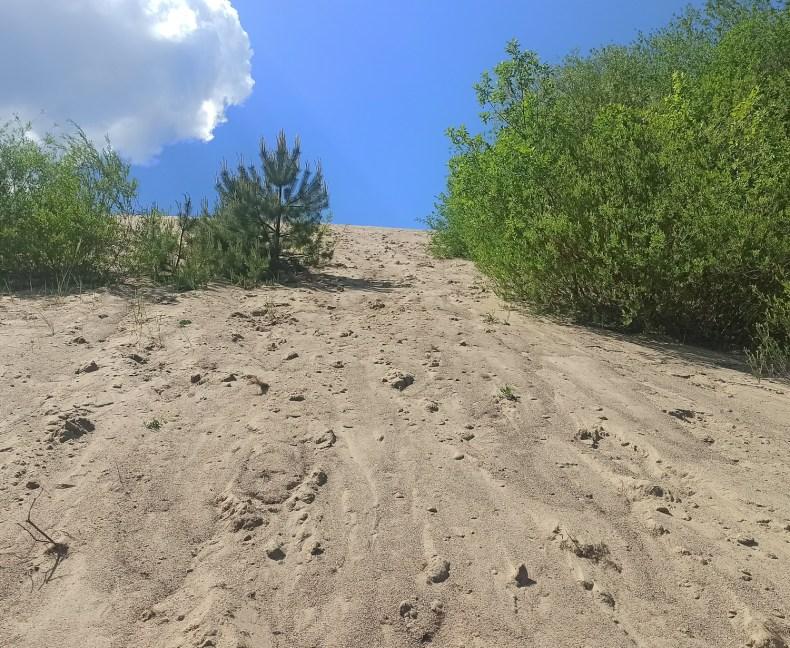 Pomorska Góra Piachu.