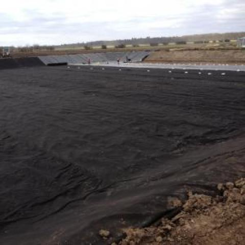 Anaerobic Digestion Tank Liners across the UK & Overseas