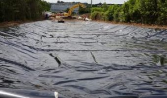 Attenuation Pond Liners