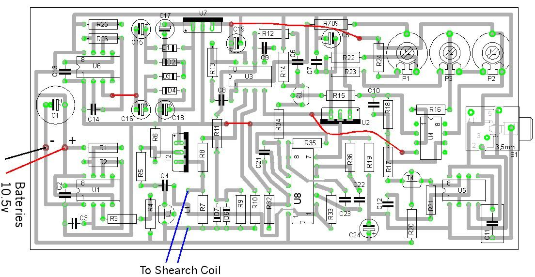 C11 Pc Wiring Diagram Geotech Metal Detectors Projects Proscan