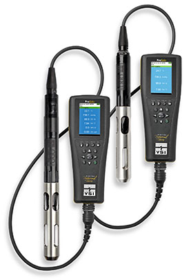 YSI Professional Series Water Quality Meters