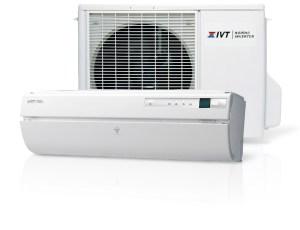 ivt nordic inverter split pompa di calore aria aria inverter riscaldamento raffrescamento