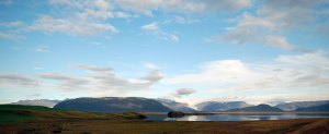 paesaggio islanda ghiacciaio e natura