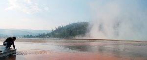geotermia yellowstone grand prismatic spring