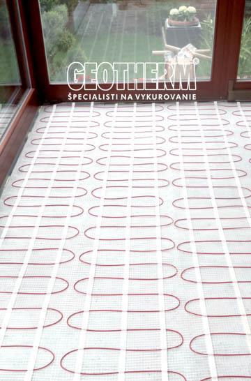 Elektrické podlahové vykurovanie referencie