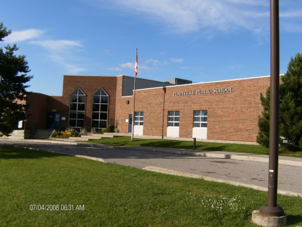 Plainville Public School- Northumberland Ontario Geothermax