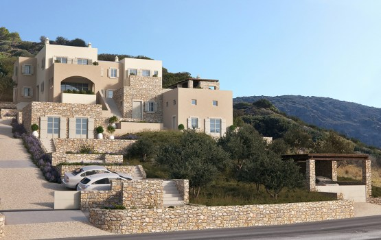 real estate greece kythera for sale luxury villa covid-free