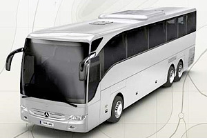 transportation coach mercedes tourismo luxury