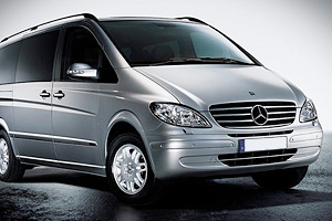 transportation vip mercedes viano