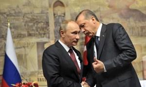 Turkije wil aansluiting op Russisch betaalsysteem