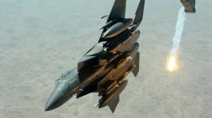 Internationale coalitie valt Syrische regeringsleger aan