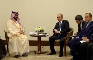 Saoedi-Arabië wil wapens kopen van Rusland