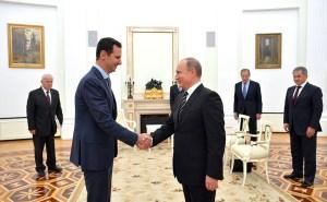 Internationale coalitie grote verliezer in Syrië