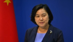 """""""Sancties tegen China vanwege Noord-Korea zijn onacceptabel"""""""