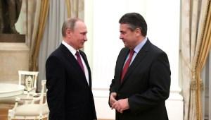 Duitsland verwelkomt plan Rusland voor vredestroepen in Oekraïne