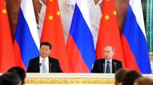 China en Rusland bekritiseren nieuwe Amerikaanse veiligheidsstrategie