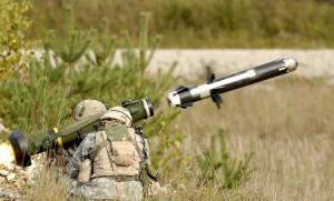 VS stuurt zware wapens naar Oekraïne