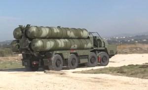 Rusland plaatst meer S-400 systemen in Syrië