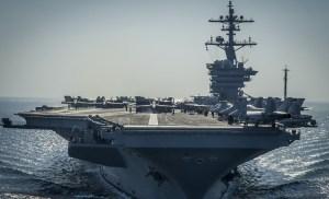 Nieuwe raketten maken vliegdekschepen overbodig?