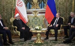 Iran wil deelnemen aan Euraziatische vrijhandelszone