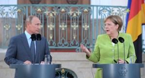 Duitsland en Rusland willen meer samenwerken in internationale kwesties