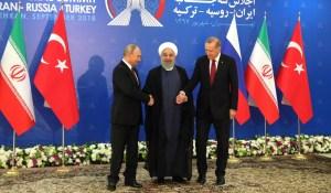 Turkije, Rusland en Iran gaan in eigen valuta handelen