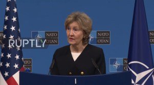 NAVO bedreigt Rusland met preventieve aanval