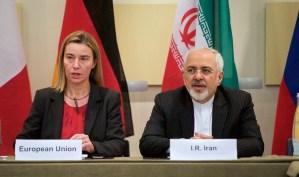 'Alternatief betaalsysteem voor Iran in november gereed'