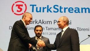 Turkije en Rusland bereiken mijlpaal met TurkStream