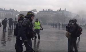 Franse politie gaat zaterdag gedeeltelijk staken