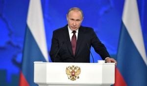 Poetin waarschuwt Verenigde Staten voor plaatsing van raketten in Europa