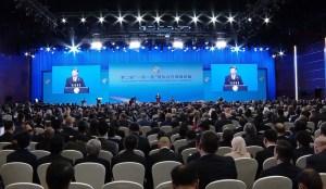 China benadrukt samenwerking in 'Belt and Road' bijeenkomst