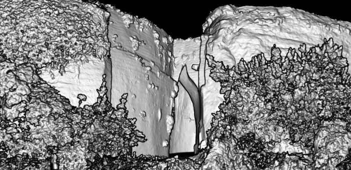 Grotta dei Cordari, Latomie del Paradiso (SR)