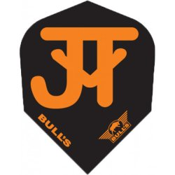 Powerflite P Std.6 Justin van Tergouw Black-Orange