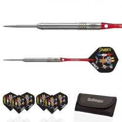 Red Dragon darts  Sparky Wesley Harms 90%