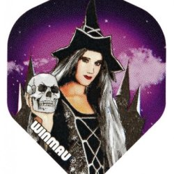 Winmau Mega Witch and Skull