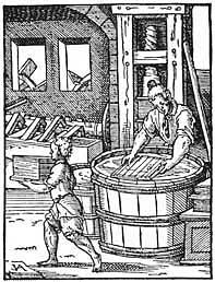 La via della carta, da Caselle alla Bibbia di Gutenberg