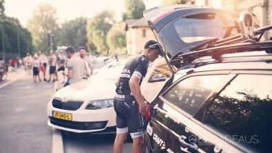 Giro 2017, Rennradblog, Patrick Konrad, Gregor Mühlberger, Lukas Pöstlberger, Bora Hansgrohe, Pro Tour Team, geradeaus, Tini, Andy, Mailand, Zeitfahren, Stage, Monte Grappa, UCI