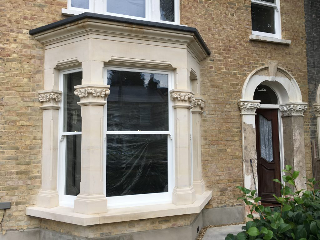 Restoration of Victorian Bay Window