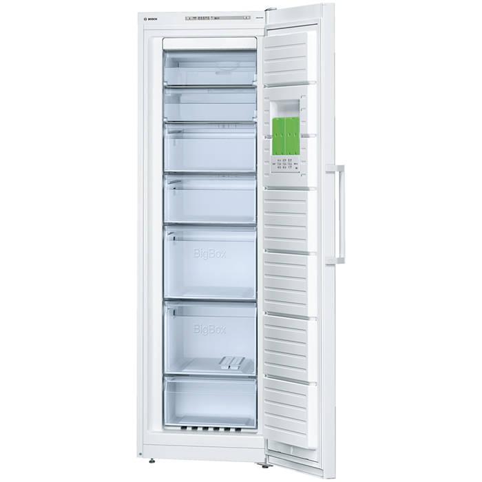 Bosch GSN36VW30G Upright No Frost Freezer 237Ltrs