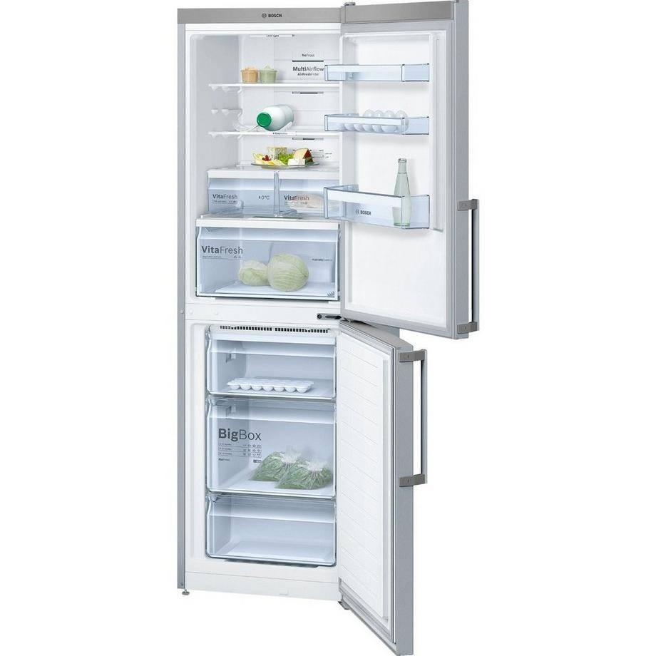 Bosch KGN34XL35G No Frost Fridge Freezer 60cm Wide