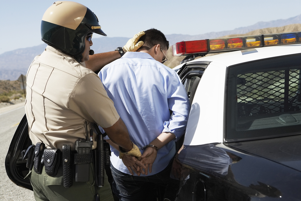 Cited for DWI? You're probably a man
