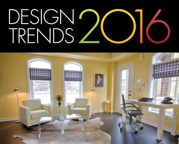 Home Trends Interior Design 2016