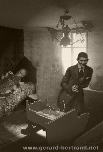 Gerard Bertrand, Kafka Métamorphose