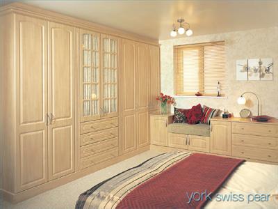 Gerard Moore Bedroom Design Warrington Cheshire Luxury Fitted Bedroom Furniture